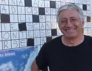 Jean Rossat et ses mots croisés : bien casés à la fête de Desingy