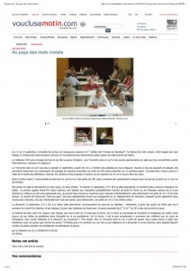 Vacqueyras-Vauclusematin