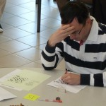 Denis Richard de Bar-sur-Aube en quête de la solution