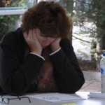Claire Delahaye (Reims) : la tête à deux mains pour un casse-tête