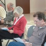Acteurs et spectateurs en interaction