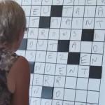 Marie-Françoise Modaine à la recherche des mots d'humour