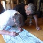 Exercice de lecture d'une carte