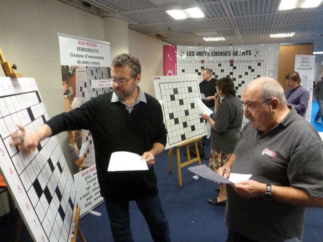 Christian Boccon et Jean-Claude Ferron ont bien résolu les problèmes mathématiques