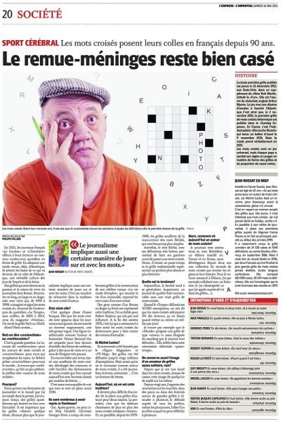 Coupure de presse-Suisse